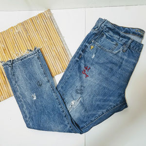 American Eagle Ripped distressed Jean Mens